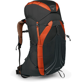 Osprey Exos 58 Backpack Herre blaze black